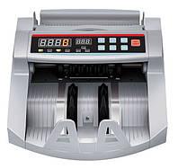 Счетная машинка 2089/7089: валюта UAH, USD, EUR, RUB, карман 300 банкнот, УФ детектор подлинности