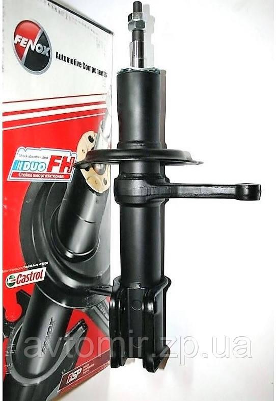 Амортизатор передний левый Ваз 2110,2111,2112 (масло) Fenox (стойка разборная)