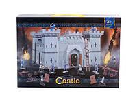 Рыцарский замок (коробка ) р.35х7х25см
