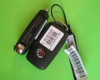 VW - remote key 315Mhz 3 кнопки,Tiguane, Jetta, Polo