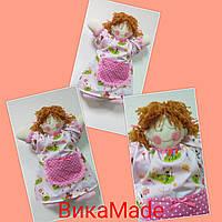 Текстильная Кукла Сплюха в виде подушки