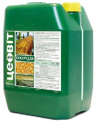 Микроудобрения Цеовит Кукуруза - 10 л, фото 2