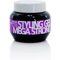Kallos K0506 гель для волос MEGA STRONG HOLD STYLING GEL 275мл