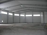 Ремонт складских помещений Днепропетровск
