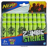 Игрушечное оружие «Hasbro» (A4570) набор патронов Нёрф Зомби-страйк (Nerf Zombie Strike Dart Refill Pack), 30 стрел