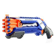 Игрушечное оружие «Hasbro» (A1691) бластер Нёрф Н-Страйк Элит Рафкат (Nerf Rough Cut Elite)