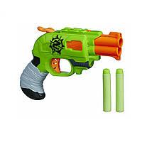 Игрушечное оружие «Hasbro» (A6562) бластер Нёрф Зомби Страйк Двойной Удар (Nerf Zombie Strike Doublestrike)
