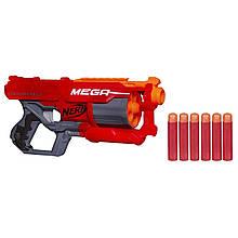 Игрушечное оружие «Hasbro» (A9353) бластер Нёрф Мега Циклон (Nerf Mega Cycloneshock)