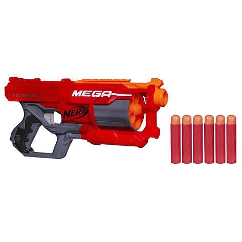 Игрушечное оружие «Hasbro» (A9353) бластер Нёрф Мега Циклон (Nerf Mega Cycloneshock), фото 2