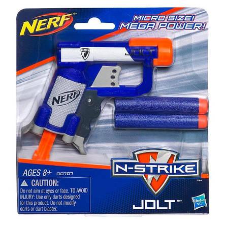 Игрушечное оружие «Hasbro» (A0707) бластер Нёрф Элит Джолт (Nerf N-Strike Elite Jolt Blaster), фото 2
