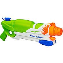 Игрушечное оружие «Hasbro» (A4837) водяной бластер Нёрф Супер Сокер Шквал (Nerf Super Soaker Barrage Soaker)