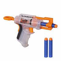 Игрушечное оружие «Hasbro» (B4615) бластер Нёрф Н-Страйк Элит Глоушот (Nerf N-Strike GlowShot)