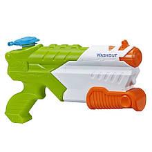 Игрушечное оружие «Hasbro» (A9465) водяной Нёрф Супер Сокер Смыватель (Nerf Super Soaker Washout)