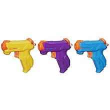 Игрушечное оружие «Hasbro» (A9458) набор водяных бластеров Нёрф Супер Сокер Молния 3-в-1 (Nerf Super Soaker