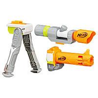 Игрушечное оружие «Hasbro» (B1537) набор Нёрф Модулус СЕТ 4: Меткий стрелок (Nerf Modulus Long Range Upgrade Kit)