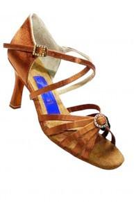 Туфли для танцев  женские Латина 22,5 ( 36-37 размер) в наличии! с декоративными пряжками с камнями. - Интернет-магазин Vitrina Shop в Днепре