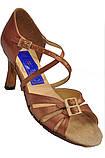 Туфли для танцев женские Латина, фото 3
