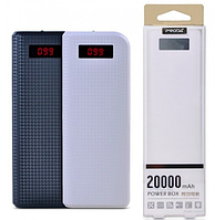 Power Bank Remax Proda 6J 20000 mAh (Оригинал)