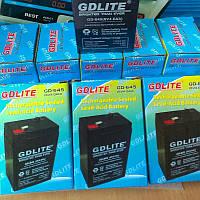 Аккумулятор GDLITE 6V4Ah