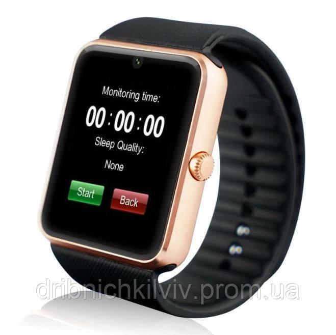 Умные часы Smart Watch GT08 Золотой