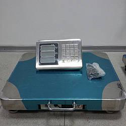 Товарні ваги Олімп Р2+S_300 кг (425х525мм)