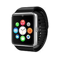 Умные часы Smart Watch GT08 Серебристый