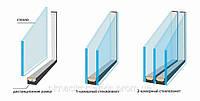 Однокамерный стеклопакет 4-16-4