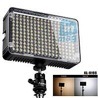 Накамерный светодиодный свет Aputure Amaran AL-H198, 5500K (3200K/фильтр).