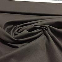 Бязь однотонна коричнева ширина 150 см, фото 1