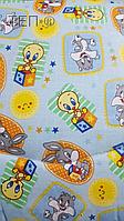 Постельное белье ТЕП  «Подарок» голубой Бязь Детский