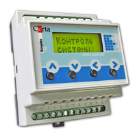 Simplex 100F свободно программируемый контроллер.
