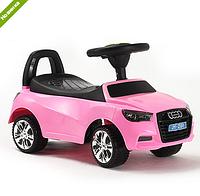 Каталка-толокар Bambi M 3147A-8 Audi(ауди),розовая