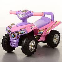 Машинка-каталка Baby Mix HZ-551-8, розовая