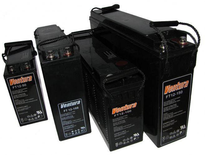 Аккумуляторная батарея Ventura FT12-50