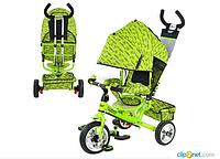 Детские трехколесные велосипеды Profi TURBO М 5363-2-3
