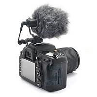 Профессиональный внешний микрофон MP-60.