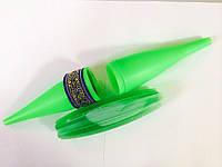 Охлаждение для кальяна базука - зелёный цвет