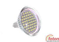 Акционное предложение из 5 светодиодных ламп MR16, 220V 48pcs 3528
