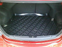 Коврик в багажник Audi A4 Avant (08-)  (Ауди А4 Авант), Lada Locker
