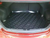 Коврик в багажник Daewoo Gentra II SD (13-) (Деу Гентра 2), Lada Locker