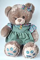 Мягкая игрушка Мишка девочка большой Sun toys