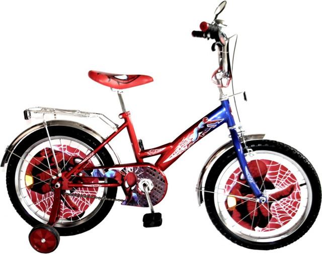 Детский велосипед двухколесный TILLY Спайдермен 18 T-21811