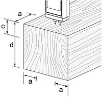Методика правильного измерения влажности древесины игольчатым влагомером