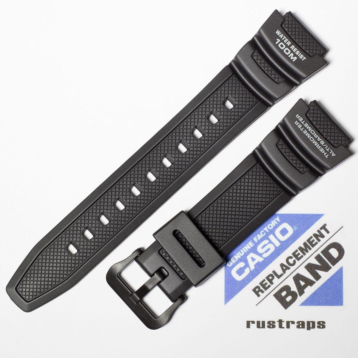 Оригинальный ремешок к часам Casio SGW-300H-1AV, SGW-400H-1BV