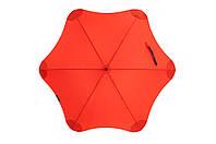 Зонт BLUNT Classic Red красный полиэстер 6 спиц механика Диаметр купола 1200 мм Новая Зеландия