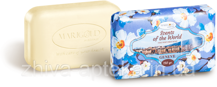 "Мило натуральне Marigold Natural ""Geneva"" (Женева)"