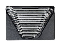 Ключи комбинированые комплект в ложементе 06-32мм 16 предметов