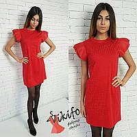 Модное платье с камнями 1570 (026)