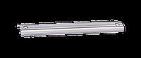 """Планка для крепления головок 1/2"""" L=160 мм  (Без клипс)"""