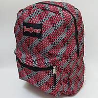 "Молодежный рюкзак с карманом Josef Otten ""Checkered"" 522102"